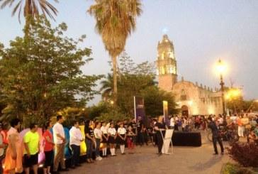 <center>Mocorito Pueblo Mágico reúne a cientos de familias</center>