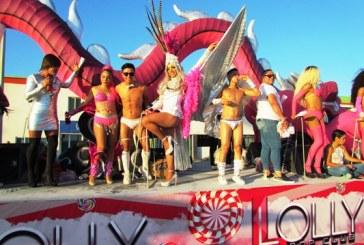 <center>Se llena de colores del Trópico el Malecón de Mazatlán con la Novena Marcha LGBT</center>
