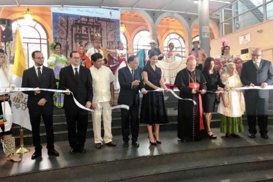 <center>Sinaloa en el Vaticano a través de las Artesanías</center>