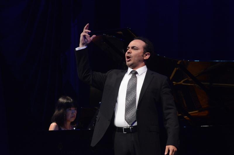 José Adán Pérez en Concierto El Quelite Junio de 2019