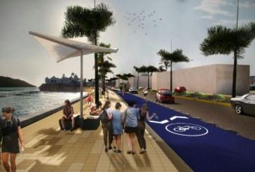 Remodelación de la avenida Del Mar