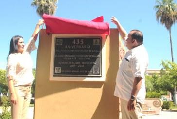 <center>Festejo Grande el 435 Aniversario de la Fundación de San Ignacio de Loyola Pueblo Señorial</center>
