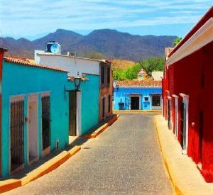 Cosalá, Pueblo Mágico, Sinaloa, México