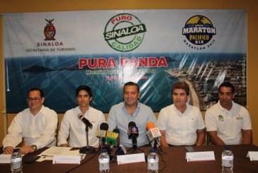'Maratón Pacífico Puro Sinaloa'