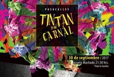 Tin Tan y su Carnal  Dance INC