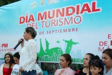 celebran el Día Mundial del Turismo