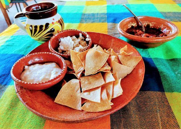 Cocina de la Independencia de México 1