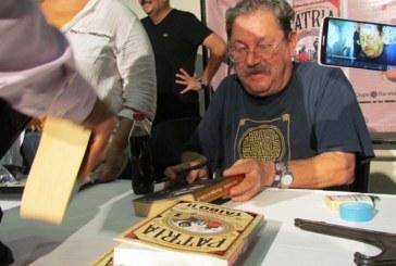 <center>Paco Ignacio Taibo II Presenta en Mazatlán el Libro Patria 2</center>