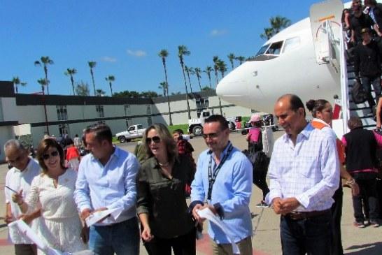 <center>WestJet Airlines adelanta la temporada invernal turística a Mazatlán</center>