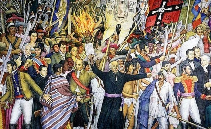 <center>Hechos de la Independencia de México en Sinaloa</center>