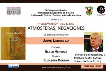 Jaime Labastida presenta Libro
