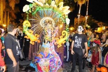 <center>Se acerca la Callejoneada de Muertos en Mazatlán: ¿Ya están listos con su Disfraz?</center>