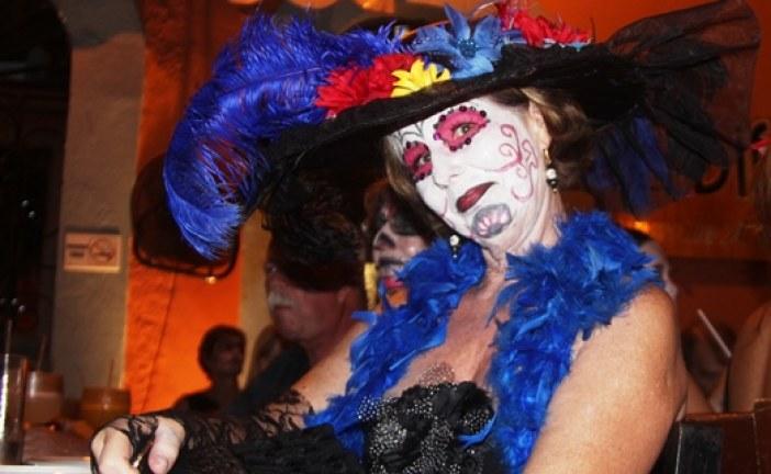 <center>La Catrina será: ama y señora del Centro Histórico de Mazatlán ¿Quieren Acompañarla?</center>
