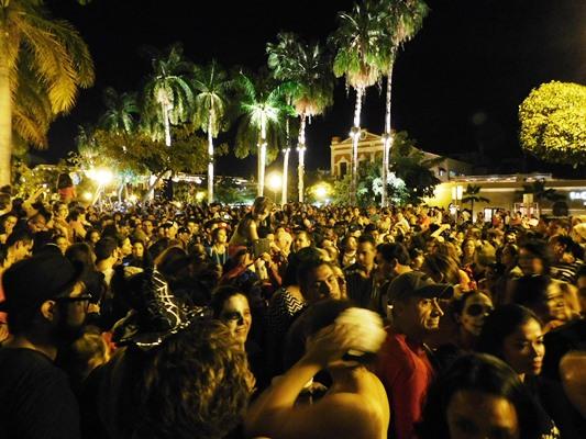 Callejoneada de Muertos Mazatlán 2017