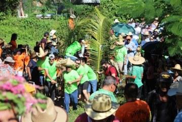 <center>La Taspana en San Javier se consolida como patrimonio Cultural de Sinaloa</center>