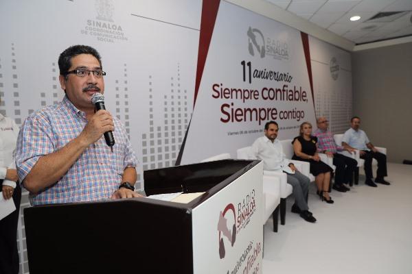 Once Aniversario Radio Sinaloa 2017