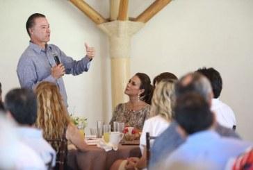 <center>Anuncia Gobernador Obras para Guasave y Los Mochis</center>