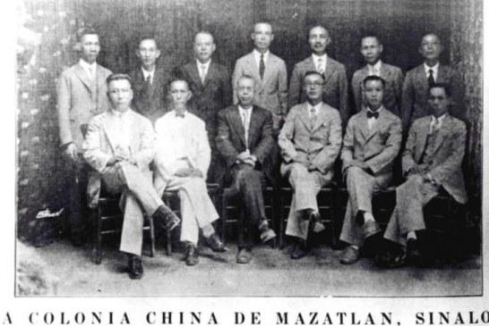 Historias de las comunidades chinas  en Mazatlán