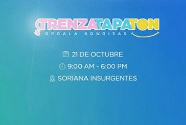 A donar Cabello o Taparoscas en el Trenzatapatón 2018