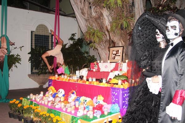 Carnaval de Día de Meurtos Mazatlán 2017