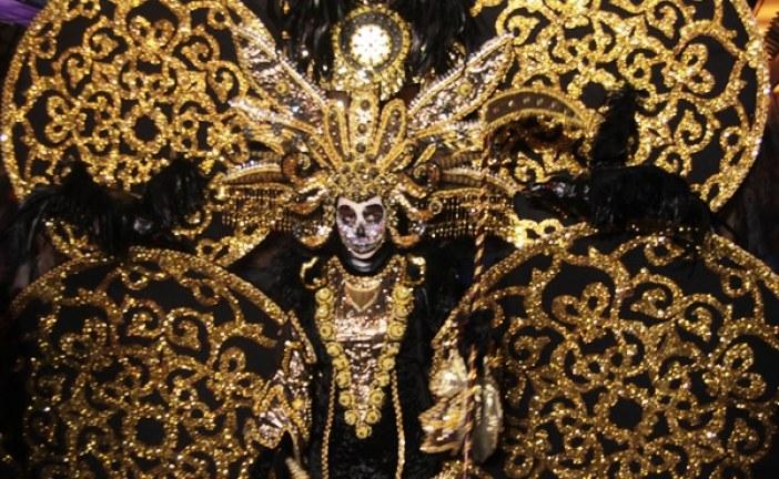 <center>Así el Carnaval de Día de Muertos Mazatlán 2017</center>