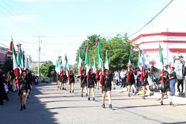 Desfile 20 de Noviembre de 2017 Municipio de Sinaloa (14)