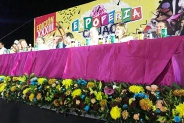 <center>Inauguran la ExpoFeria Canaco Mazatlán 2017</center>