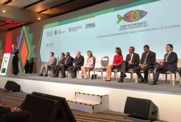 <center>Sinaloa es Ejemplo de Sustentabilidad en la Pesca a Nivel Nacional: Juan Ernesto Millán Pietsch</center>