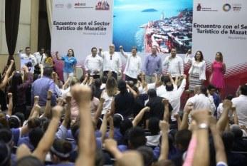 <center>Intensa jornada turística vive Mazatlán rumbo al Tianguis Turístico 2018</center>