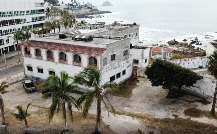 <center>El Fuerte 31 de Marzo y la Casa del Marino, hasta ahora los patitos feos de la trasformación de Mazatlán</center>