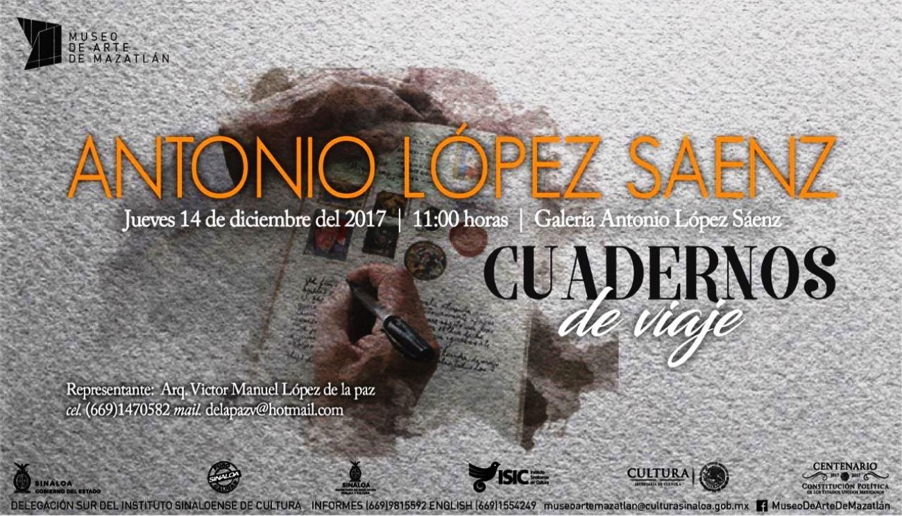 <center>De la colección Privada de Antonio López Sáenz</center>