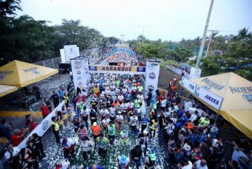 <center>Kenia de Nuevo se lleva el Gran Maratón Pacífico en su XIX Edición: Gana en Varonil y Femenil</center>