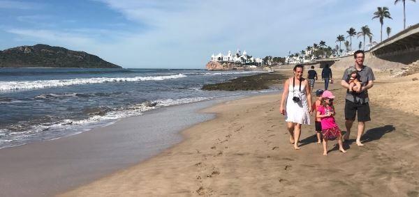 <center>Repunta la ocupación hotelera este fin de Semana Navideño en Mazatlán</center>