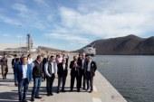 <center>Evalúa Delegación China Potencialidades de Sinaloa</center>