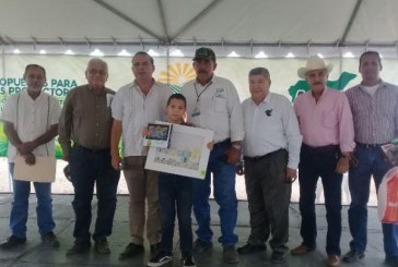 Jahani, Julián, Samanta y José Alberto fueron los ganadores de los concursos de pintura y cuento