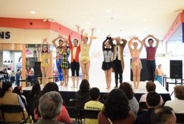 Fiesta de Carnaval en Galerias