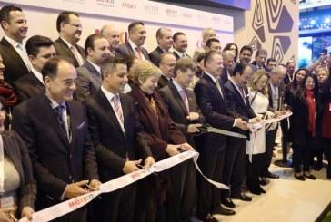 <center>Es inaugurado el Pabellón México en FITUR: se Promueve el Tianguis Turístico Mazatlán 2018</center>