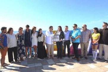 """<center>""""Las Hijas de la Luna"""" Telenovela grabada en Mazatlán de Televisa recibe Claquetazo</center>"""