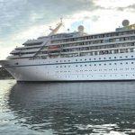 MV Amadea Crucero Arribo Mazatlán 2018 Primera Vez