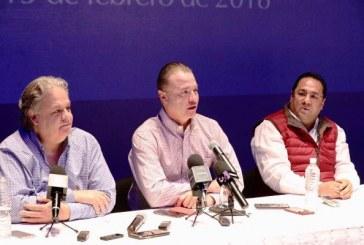 <center>Anuncia Festival Cultural de Primavera para Sinaloa Quirino Ordaz Coppel </center>