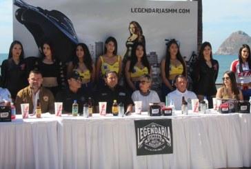 <center>Anuncian la XXIII Edición de la Legendaria Semana Internacional de la Moto Mazatlán 2018</center>