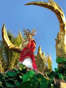 Carroza Real Aelxa I Carnaval de Mazatlán 2018 1