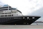 Llega primer crucero turístico a Topolobampo