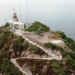 <center>Avanzan las mejoras del Faro de Mazatlán</center>