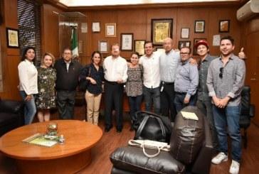 Llama Alcalde a restauranteros a sumarse por Mazatlán