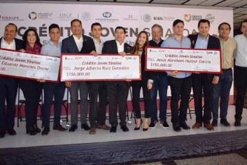 <center>Sinaloa 1er. lugar en proyectos aprobados de INADEM 2017</center>