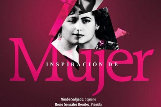 Inspiración de mujer