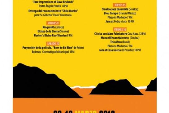 Mazatlán Jazz Fest Chilo 2018