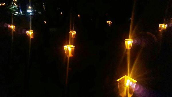 Doceava Procesión del Silencio en San Ignacio de Loyola Sinaloa Zona Trópico 2018