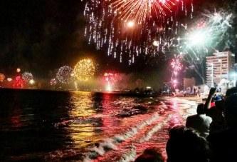<center>El Festival de la Luz Enciende Mazatlán 2018</center>